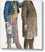 Presidential Campaign, 1904 Metal Print by Granger