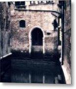 Venezia Metal Print