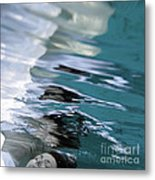 You Are The Ocean And I Am Drowning Metal Print