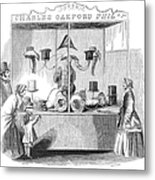 Crystal Palace, 1853 Metal Print