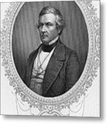 Millard Fillmore (1800-1874) Metal Print