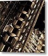 Lloyd's Building London Metal Print