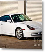 911 Porsche 996 6 Metal Print