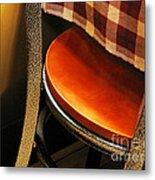 A Chair Metal Print