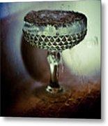 A Cup  Metal Print