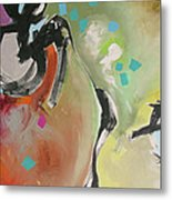 A Day Filled With Surprises Metal Print