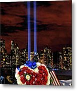 A Day Of Remembrance Nine Eleven Metal Print