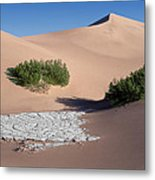 A Death Valley View Metal Print
