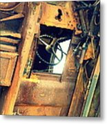 A Different Point Of View Metal Print