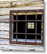 A Glimpse Into Another World Metal Print by Joanne Smoley
