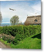 A Great Summer Day Metal Print
