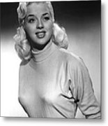 A Kid For Two Farthings, Diana Dors Metal Print
