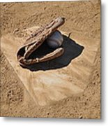 A League Of The Own Metal Print by Bill Cannon