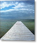 A Long Walk - Kattegat Metal Print