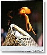 A Moment In History Metal Print