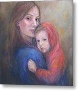 A Moment In Time Metal Print by Bonnie Goedecke