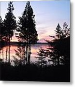 A Moment Of Tranquillity II Metal Print
