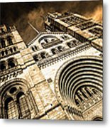 A Night At The Museum Metal Print