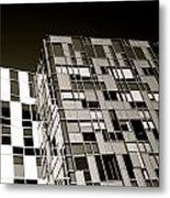 A Once Checkered Past Metal Print