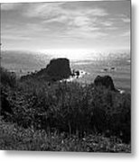 A Perfect View Of Sunlight Metal Print