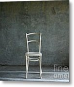 A Place Of Thought  Metal Print