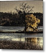 A Place To Think Metal Print