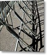 A Rack Of Shadows Metal Print