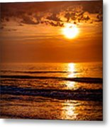 A Slice Of Paradise Metal Print