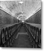 A Spanish Cellar Metal Print