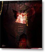 A Story Unfolds Metal Print
