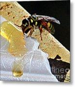 A Taste Of Honey Metal Print