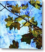 A Time For Change Metal Print