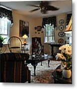 A Touch Of Class Tcp Metal Print