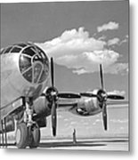 A U.s. Army Air Forces B-29 Metal Print