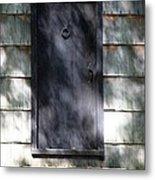 A Very Old Door Metal Print