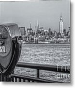 A View From New Jersey II Metal Print