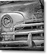 A Vintage Junk Plymouth Auto Metal Print