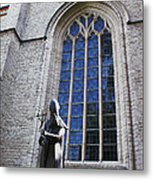 A Walk Through Kortrijk 7 Metal Print