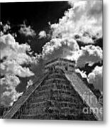 A Way To The Top Metal Print