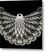 A Wise Old Owl Metal Print