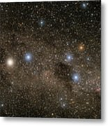 Ab Centauri Stars In The Southern Cross Metal Print