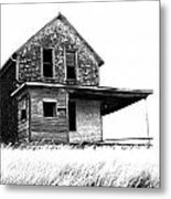 Abandoned And Alone 2 Metal Print
