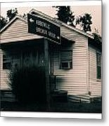 Abbeville Breaux Bridge Metal Print