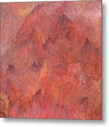Abode Of The Immortals Metal Print