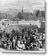Abolition Of Slavery Metal Print