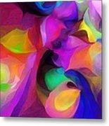 Abstract 041412 Metal Print