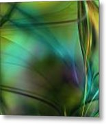 Abstract 090711a Metal Print
