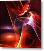 Abstract 091011 Metal Print