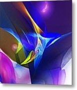 Abstract 091612 Metal Print