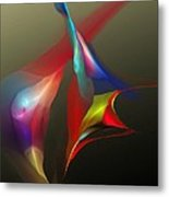 Abstract 091612a Metal Print